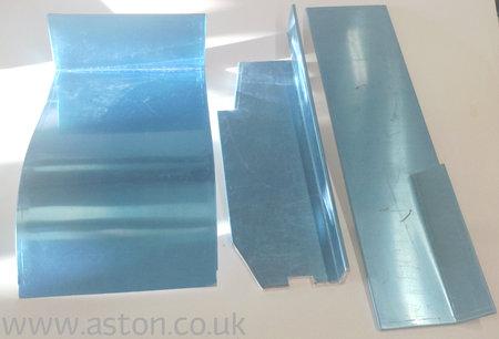 Exhaust Heat Shield Kit for DB5/6 - AWHSKIT