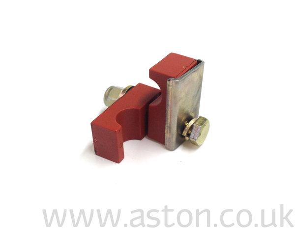 Clamp Block, Fuel Pipe, Single, Halves