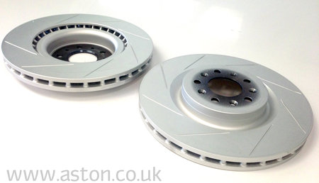 DB9 & V8 Vantage Front Brake Disc (pair) - 4G43-28-10265-PK