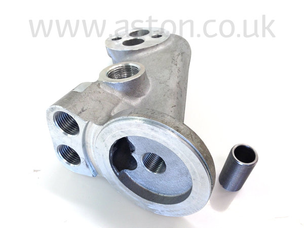 Oil Filter Adaptor Assy  Kit V8