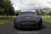 V12 Vantage Black Indoor Car Cover
