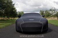 V12 Zagato Black Indoor Car Cover