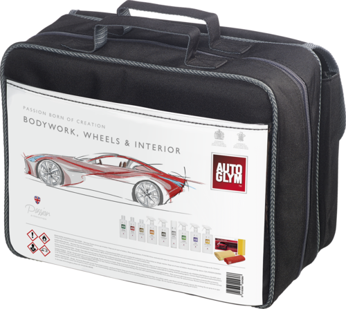 Autoglym The Collection - Perfect Bodywork, Wheels & Interior - AGVP9BLK