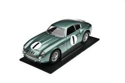Aston Martin DB4GT Zagato BRG 1 VEV - YM92729RG1