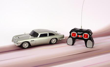 DB5 Remote Control Car - 705654