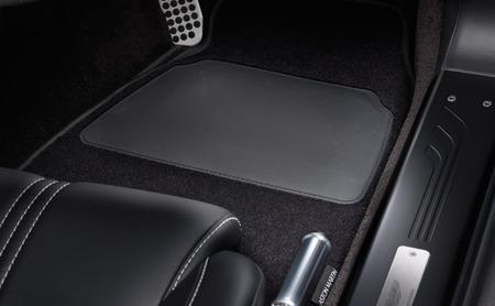 DB9, Vantage/S, DBS & Virage Floor Mats (2piece) - 702304