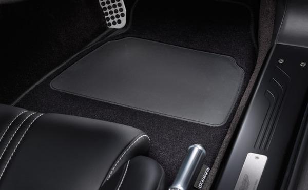 DB9, Vantage/S, DBS & Virage Floor Mats (2piece)