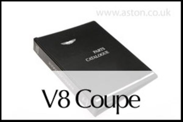 PARTS CATALOGUE-     V8 COUPE